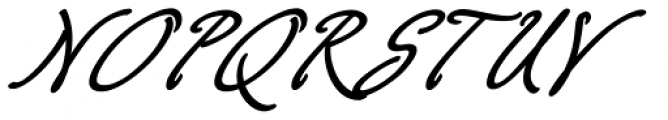 Merge Doomsday Medium Font UPPERCASE