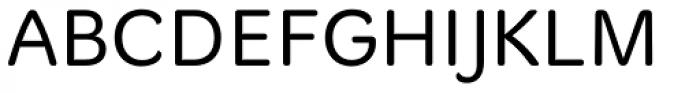 Merge Pro Light Font UPPERCASE