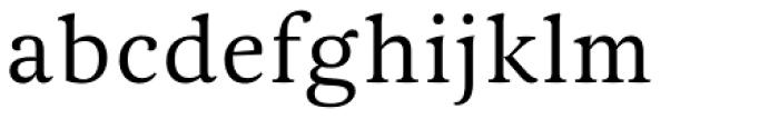 Meringue Font LOWERCASE