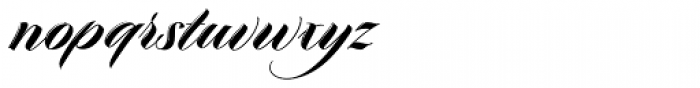 Meritage Pro Font LOWERCASE
