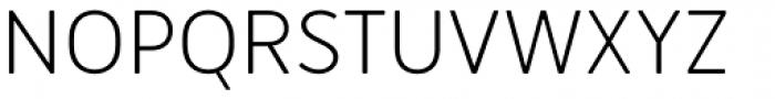 Merlo Regular Font UPPERCASE