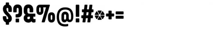 Merlod Autre Black Font OTHER CHARS
