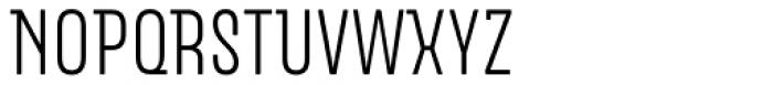 Merlod Queue Light Font UPPERCASE