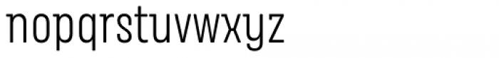 Merlod Queue Light Font LOWERCASE