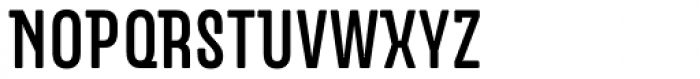 Merlod Queue Semi Bold Font UPPERCASE