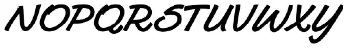Merrimac Bold Font UPPERCASE
