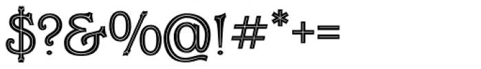 Merrivaux Font OTHER CHARS