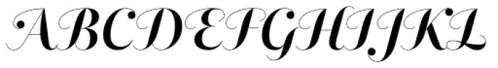 Merry Scriptmas Font UPPERCASE