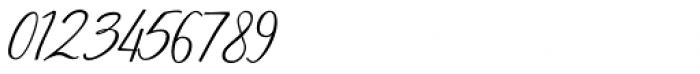 Meshitara Italic Font OTHER CHARS