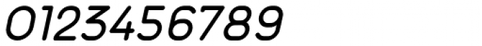 Meshitara Sans Italic Font OTHER CHARS