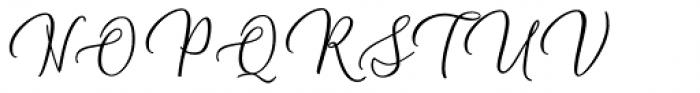 Meshitara Font UPPERCASE
