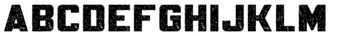 Mesquin Rust Font LOWERCASE