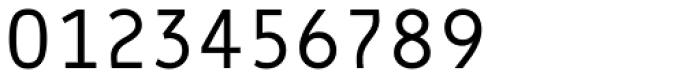 Message Regular Font OTHER CHARS