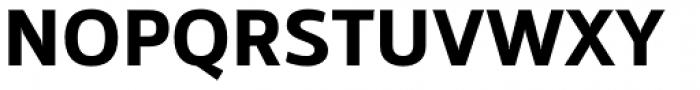 Mestre Black Font UPPERCASE