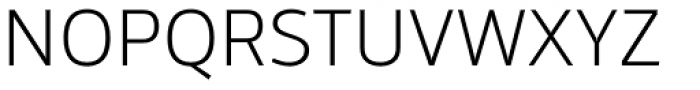 Mestre Light Font UPPERCASE