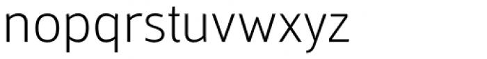 Mestre Light Font LOWERCASE