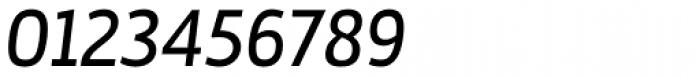 Mestre Medium Italic Font OTHER CHARS