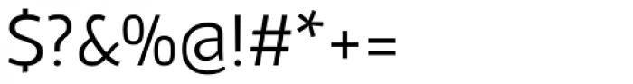 Mestre Regular Font OTHER CHARS