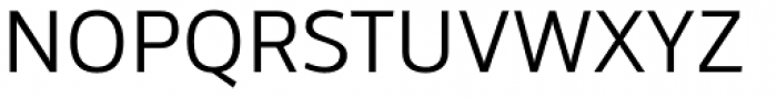 Mestre Regular Font UPPERCASE