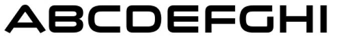 Metaluna Bold Font LOWERCASE