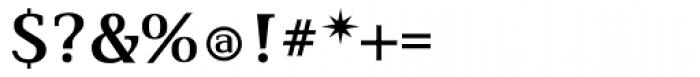 Metamorphosis Bold Font OTHER CHARS
