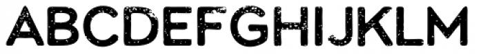 Metcon Mod Regular Font UPPERCASE