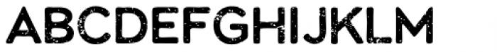Metcon Mod Regular Font LOWERCASE