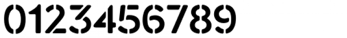 Metcon Rx Regular Font OTHER CHARS