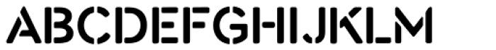 Metcon Rx Regular Font LOWERCASE
