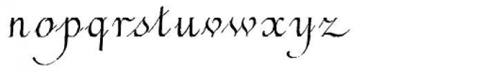 Methodo Two Font LOWERCASE