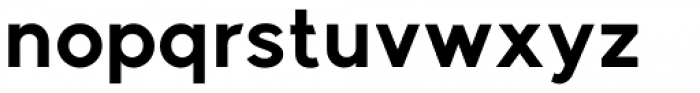 Meticula Bold Font LOWERCASE