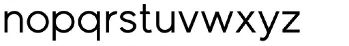 Meticula Regular Font LOWERCASE