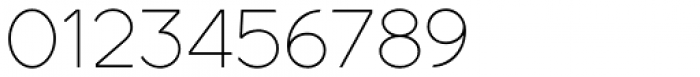 Meticula Thin Font OTHER CHARS