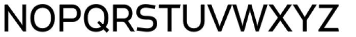 Metroflex Wide Reg Font UPPERCASE