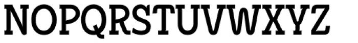 Metrolite Pro Bold Condensed Font UPPERCASE