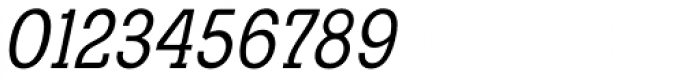 Metrolite Pro Condensed Italic Font OTHER CHARS
