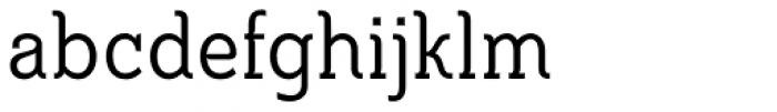 Metrolite Pro Condensed Font LOWERCASE