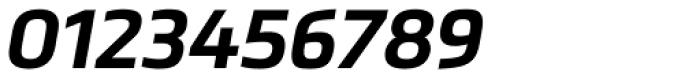 Metronic Pro Bold Italic Font OTHER CHARS