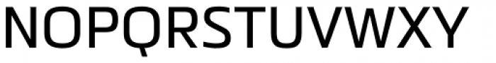 Metronic Pro Regular Font UPPERCASE