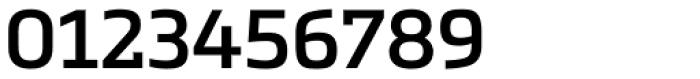 Metronic Slab Pro SemiBold Font OTHER CHARS