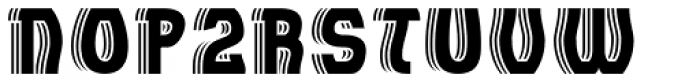 Metropole Duo Font UPPERCASE