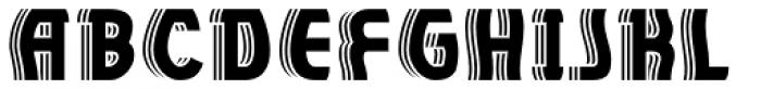 Metropole Duo Font LOWERCASE