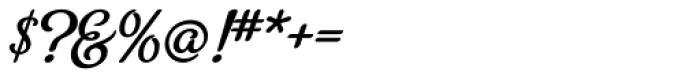 Metroscript Font OTHER CHARS