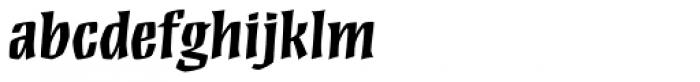 Mezz Std Bold Font LOWERCASE