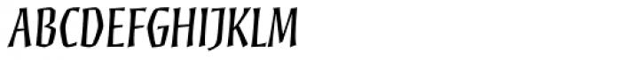 Mezz Std Regular Font UPPERCASE