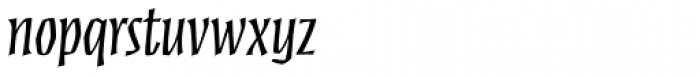 Mezz Std Regular Font LOWERCASE