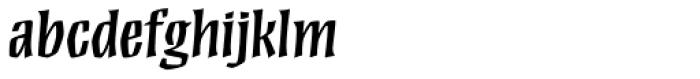 Mezz Std SemiBold Font LOWERCASE