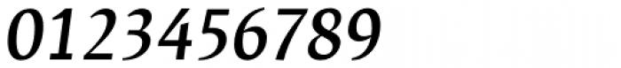 Mezzo Bold Italic Font OTHER CHARS