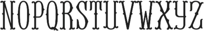 MFC Baelon Monogram Solid otf (400) Font LOWERCASE