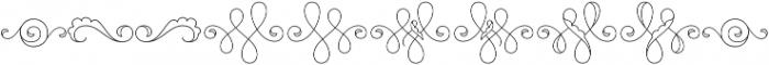 MFC Billow Monogram Regular otf (400) Font OTHER CHARS